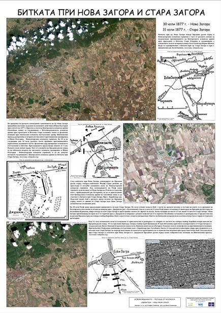 Битките при Нова Загора и Стара Загора / Battles of Nova Zagora and Stara Zagora